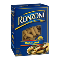 Ronzoni Rigatoni 16oz Box product image