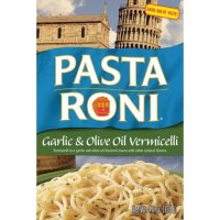 Pasta Roni Garlic & Olive Oil Vermicelli  Pasta 4.6oz Box product image