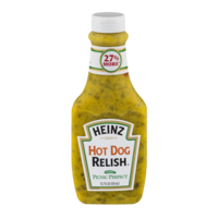 Heinz Hot Dog Relish 12.7oz BTL product image