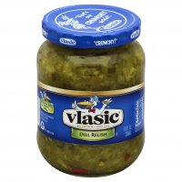 Vlasic Relish Dill 10oz Jar product image
