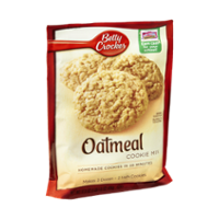 Betty Crocker Cookie Mix Oatmeal 17.5oz PKG product image