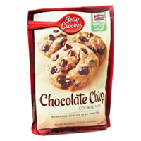 Betty Crocker Cookie Mix Chocolate Chip 17.5oz PKG product image