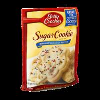 Betty Crocker Cookie Mix Sugar Cookie 17.5oz PKG product image
