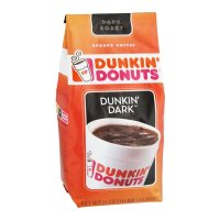 Dunkin Donuts Coffee Ground Dark Roast 11oz Bag product image