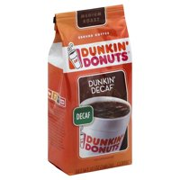 Dunkin Donuts Coffee Ground Decaf  12oz Bag product image