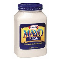Kraft Real Mayonnaise 48oz. Jar product image