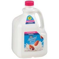 Almond Breeze Unsweetened Vanilla Almondmilk 96oz CTN product image