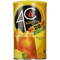 4C Iced Tea Mix with Natural Lemon Flavor Makes 28 Quarts 74.2oz Can product image