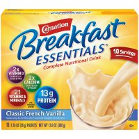 Carnation Instant Breakfast Essentials Classic French Vanilla 10CT 12.6oz Box product image