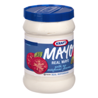 Kraft Real Mayonnaise 30oz. Jar product image
