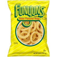 Funyuns Onion Flavored Rings 6oz Bag product image