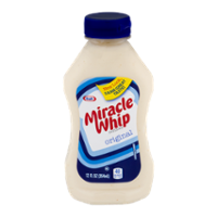 Kraft Miracle Whip Dressing Original 12oz Squeeze BTL product image