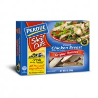 Perdue Short Cuts Carved Chicken Breast Original Roast 9oz PKG product image