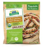 Perdue Harvestland Grilled Chicken Breast Strips 6oz PKG product image