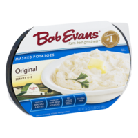 Bob Evans Side Dishes Original Mashed Potatoes 240z PKG product image