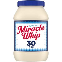 Kraft Miracle Whip Dressing 30oz Jar product image