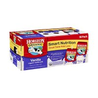 Horizon Organic Milk Vanilla Lowfat 18CT of 8oz Boxes product image