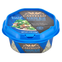 Castello Rosenborg Crumbled Blue Cheese 4oz Cup product image