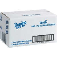 Domino Sugar Packets 2000CT Box product image