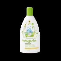 Babyganics Bubble Bath Chamomile Verbena 20oz BTL product image