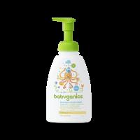 Babyganics Shampoo + Body Wash Chamomile Verbena 16oz Pump BTL product image