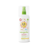 Babyganics Mineral-Based Sunscreen Spray SPF 50+ 6oz BTL product image