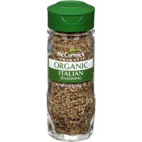 McCormick Gourmet Collection Italian Seasoning 0.55oz BTL product image