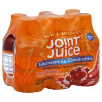 Joint Juice Cranberry Pomegranate Weekly Pack 6CT 8oz Bottles product image
