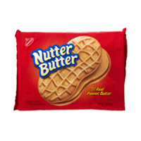 Nabisco Nutter Butter Cookies 16oz PKG product image