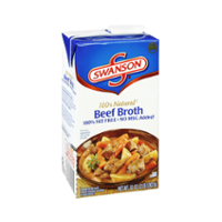 Swanson 100% Natural Beef Broth 32oz Ctn product image
