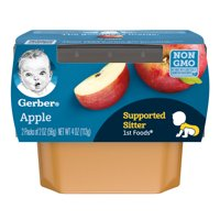 Gerber 1st Foods Apples 2oz 2PK product image