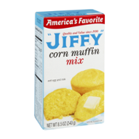 Jiffy Corn Muffin Mix 8.5oz product image