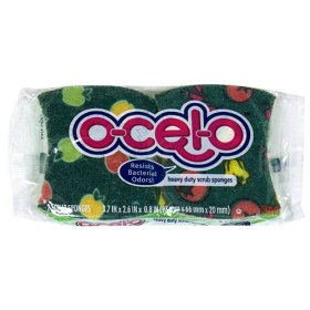 O-Cel-O Heavy Duty Scrub Sponge 6CT product image