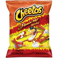 Cheetos Flamin' Hot Crunchy 8.5oz product image