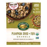 Nature's Path Pumpkin Seed & Flax Granola 11.5oz product image