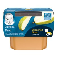 Gerber 1st Foods Pears 2oz 2PK product image