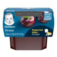 Gerber 1st Foods Prunes 2oz 2PK product image