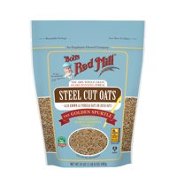 Bob's Red Mill Steel Cut Oats 24oz Bag product image