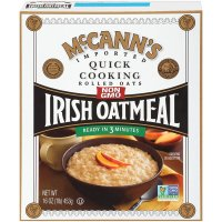 McCann's Irish Oatmeal Quick Cooking 16oz Box product image