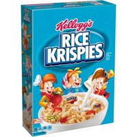 Kellogg's Rice Krispies Cereal 12oz Box product image