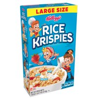 Kellogg's Rice Krispies Cereal 18oz Box product image