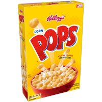Kellogg's Corn Pops Cereal 10oz Box product image