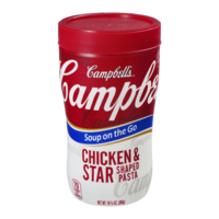 Campbell's Soup on the Go Chicken & Stars 10.75oz Can product image