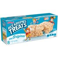 Kellogg's Rice Krispies Treats Original 8CT 6.2oz Box product image