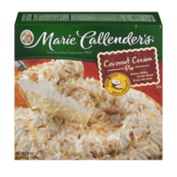 Marie Callender's Coconut Cream Pie 38oz PKG product image