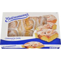 Entenmann's Cinnamon Swirl Buns 18oz Box product image