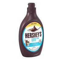 Hershey's Syrup Chocolate Flavored Lite 18.5oz BTL product image