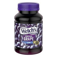 Welch's Concord Grape Jam 30oz Jar product image