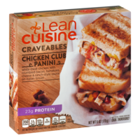 Stouffer's Lean Cuisine Chicken Club Panini 6oz PKG product image