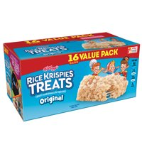 Kellogg's Rice Krispies Treats Original 16CT 12.4oz Box product image